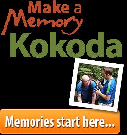 Make A Memory trek the Kokoda Track